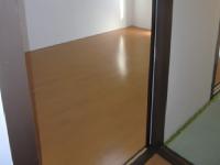 和室から洋室への変更工事